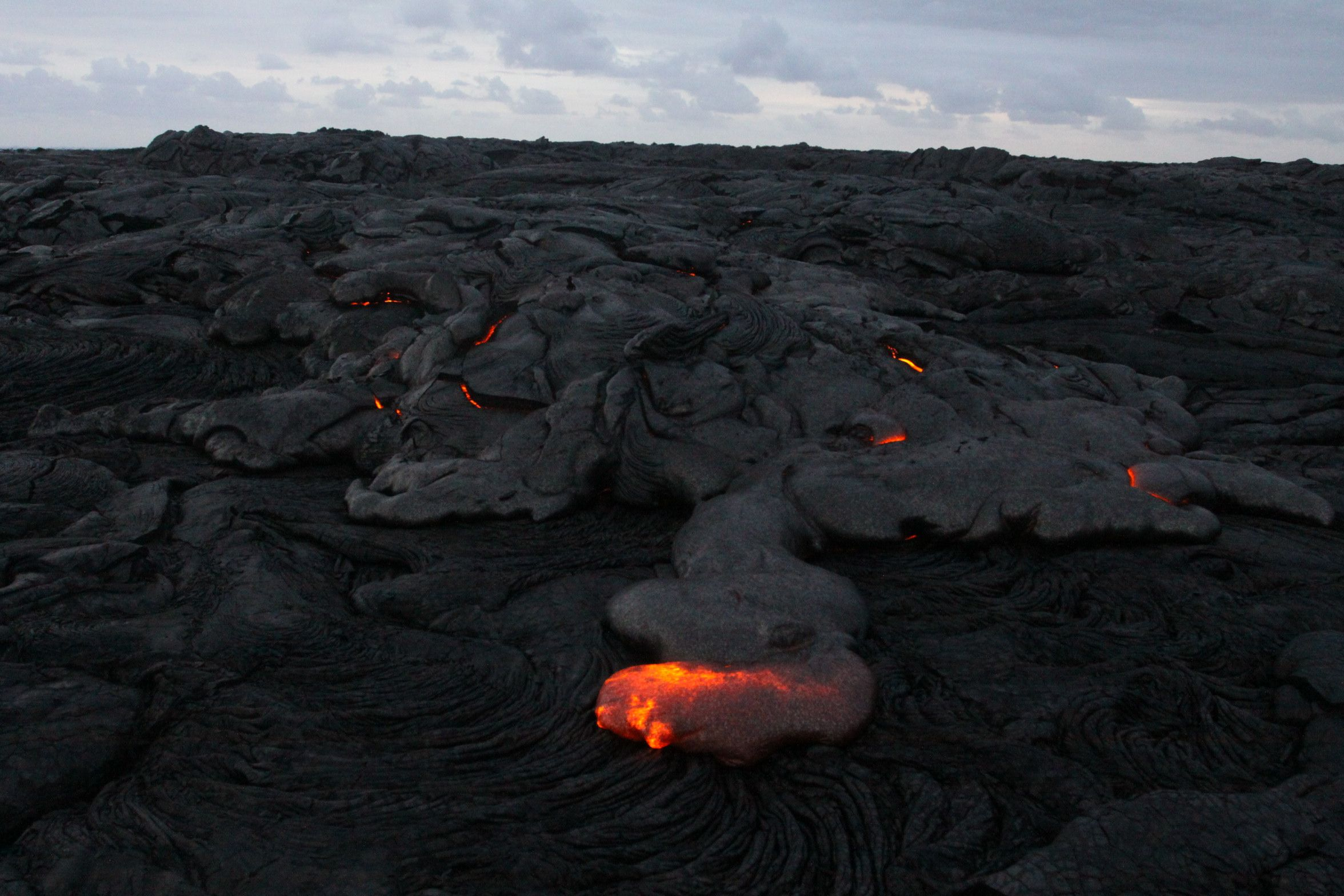 paisaje volcanico