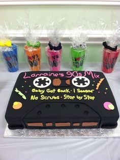90s Themed Birthday Party Ideas
