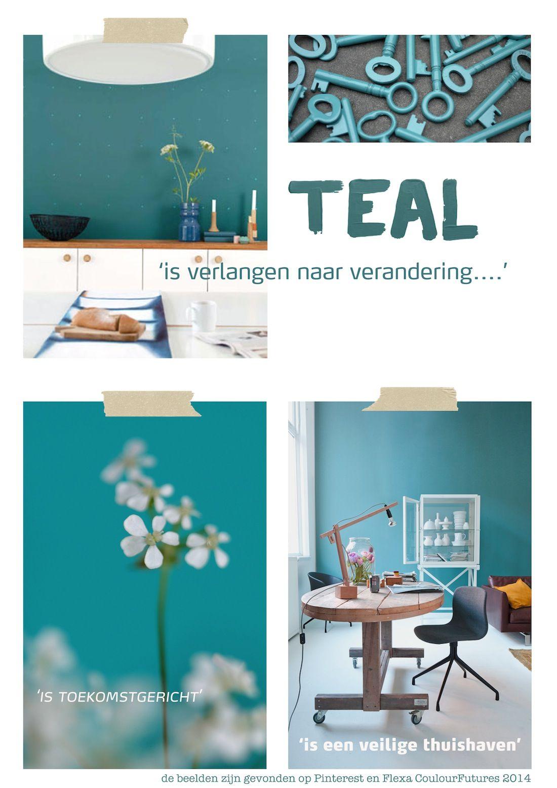 Moodboards en paletten de kleuren van 2014 moodboards for Interieur kleuren 2014