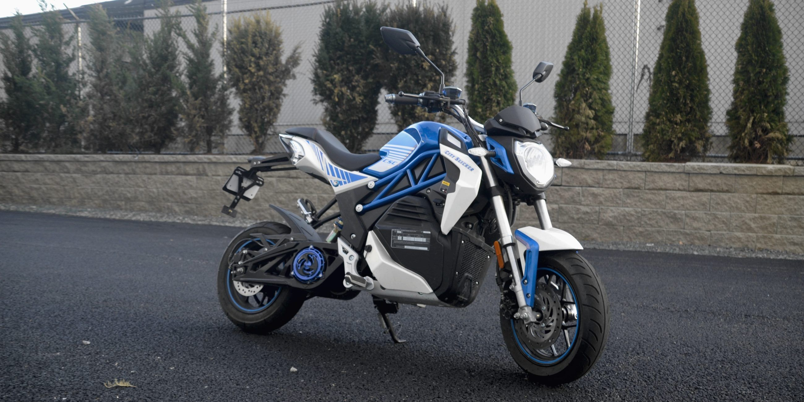 Idealmagnetsolutions On Electric Motorcycle City Slickers