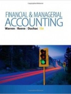 Financial managerial accounting students book 13th edition financial managerial accounting students book 13th edition free ebook online fandeluxe Image collections