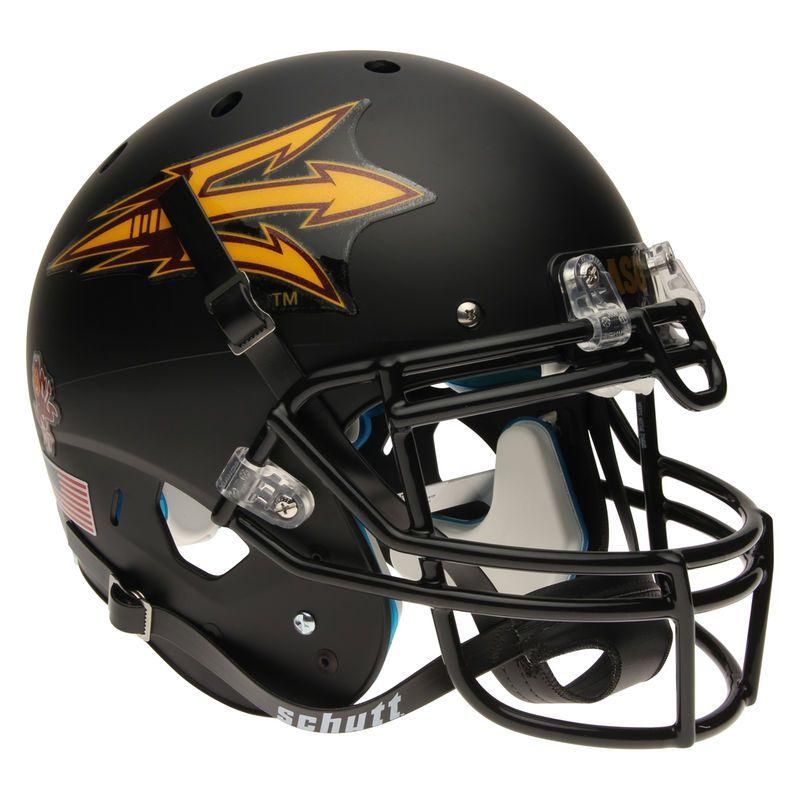 Schutt NCAA Arizona State Sun Devils Collectible On-Field Authentic Football Helmet