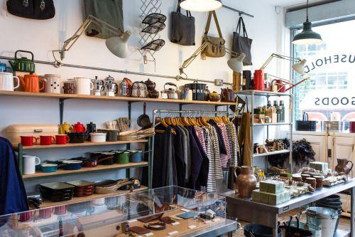 Shopping d nicher les perles vintages shoreditch londresle quartier de sho - Boutique vintage londres ...