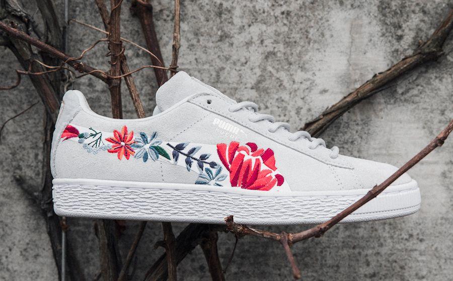 PUMA Suede Embellished Pack - Sneaker