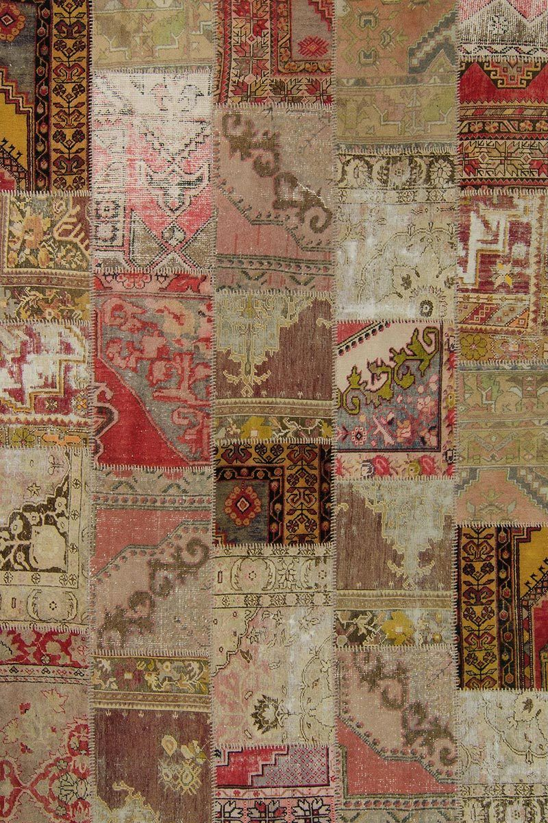 Overdyed Turkish Patchwork Rugs Natural K0006596 2 740 00 Http Www Rugssydney Australiacarpet