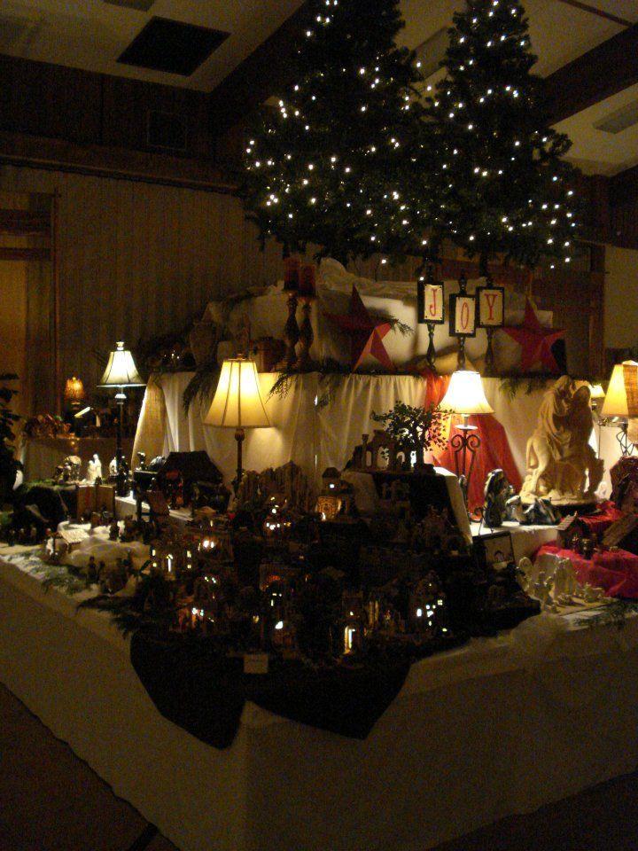 Gorgeous Display At The Vancouver Washington Festival Of Nativities Nativity Nativity Set Nativity Christmas Nativity