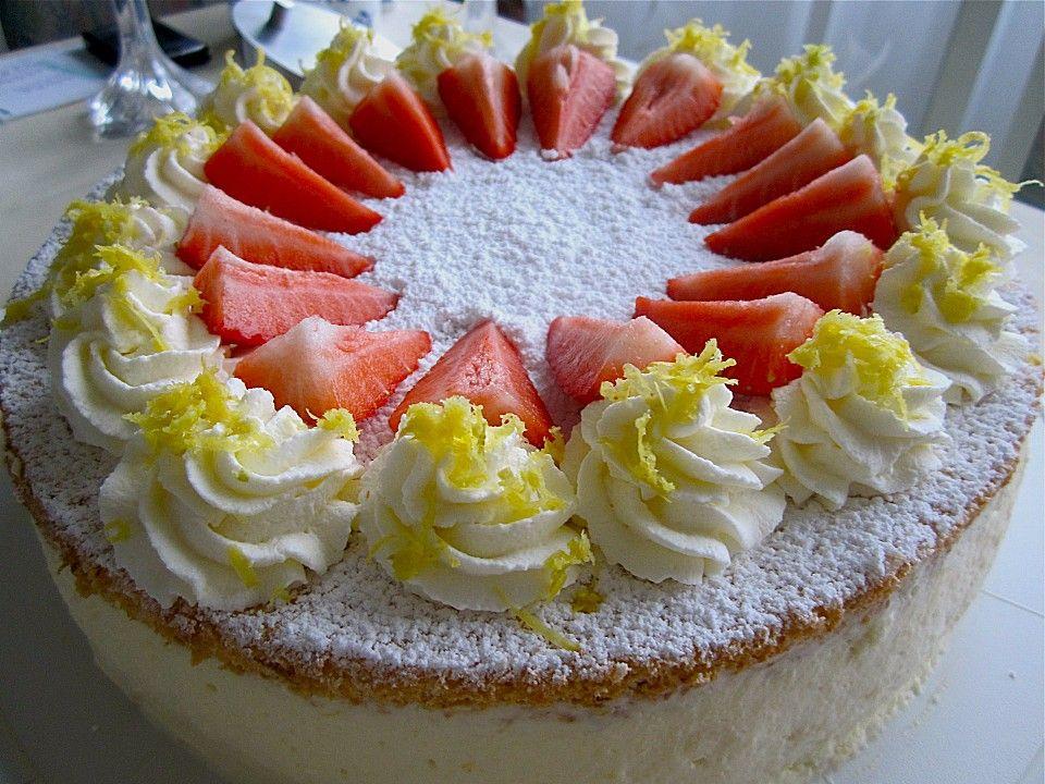 Die Weltbeste Kasesahne Torte Chefkoch