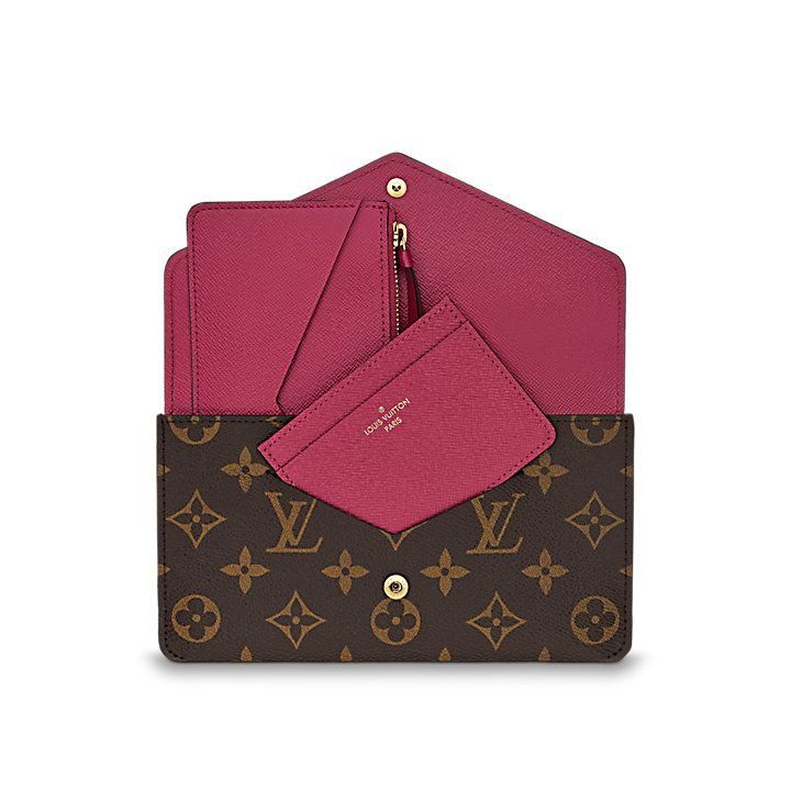 f6905c070931 Jeanne Wallet Monogram in WOMEN s SMALL LEATHER GOODS WALLETS collections  by Louis Vuitton