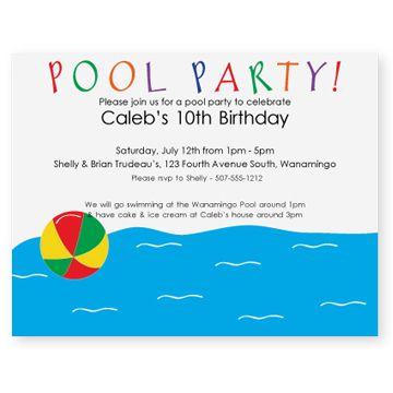 Free Party Invitation Templates click to enlarge Haydenu0027s - free party invitation templates