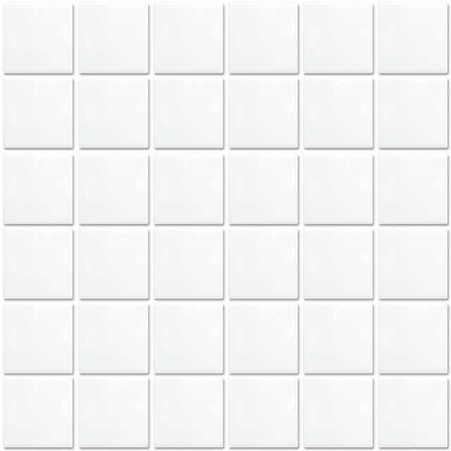 Waxmanceramicscouk Images XL Gloss White Mosaic Tile