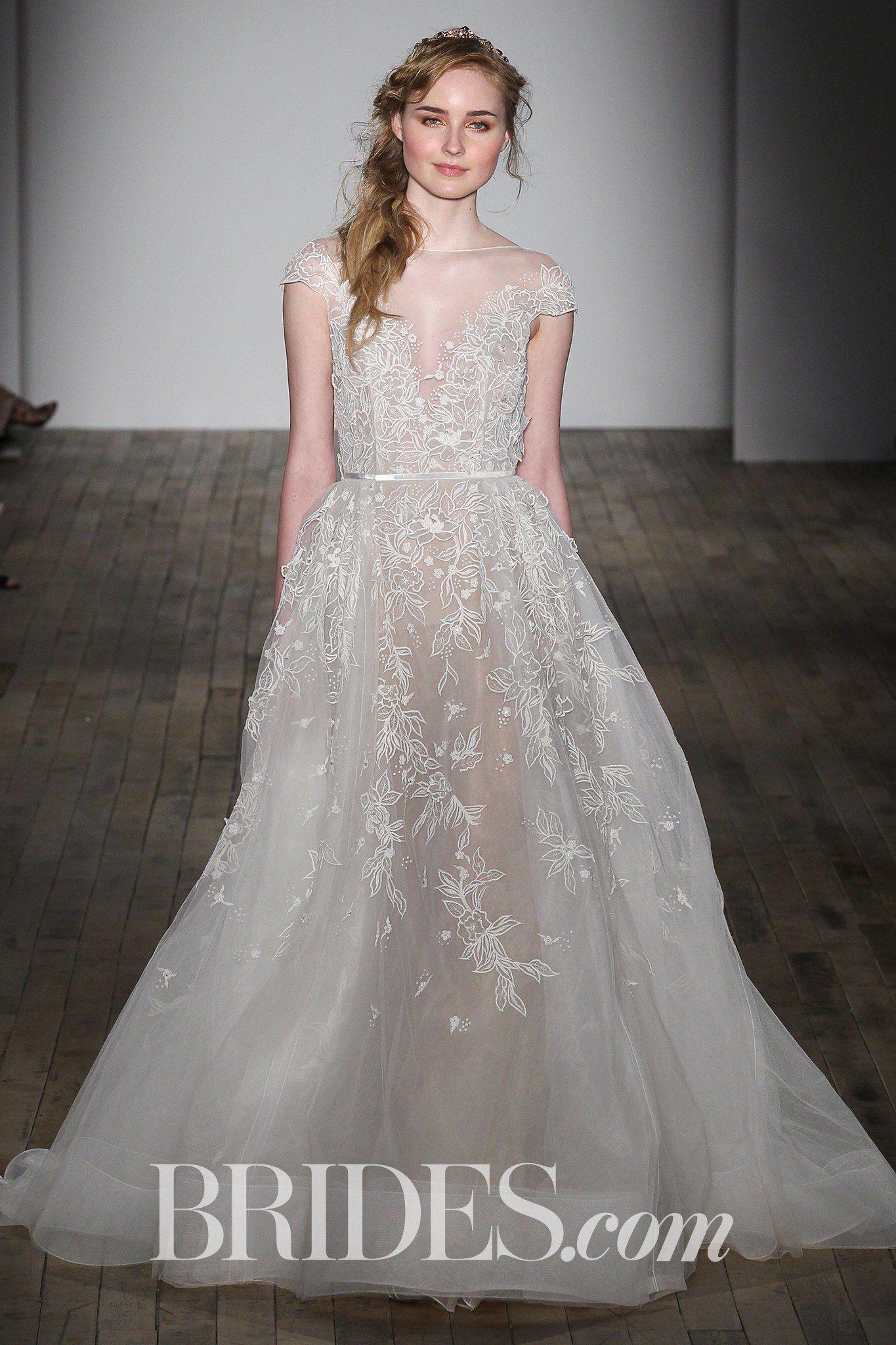 Vaugh - Hayley Paige Bridal & Wedding Dresses Spring 2018 | Brides