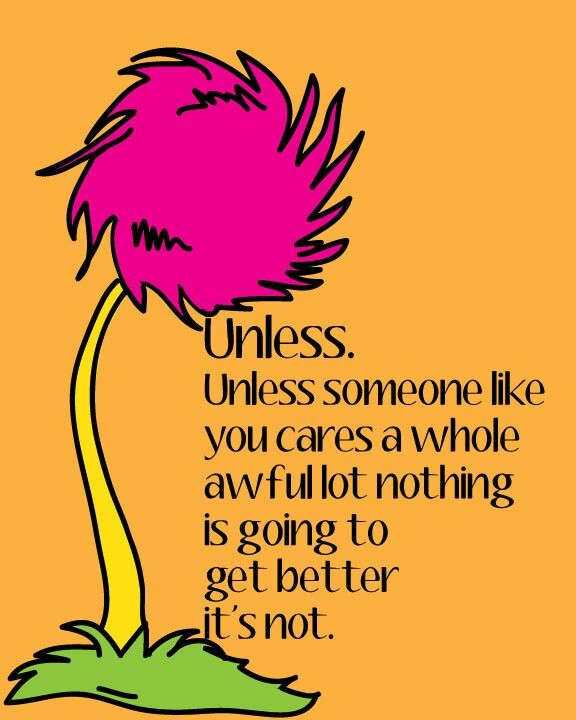 Unless saying