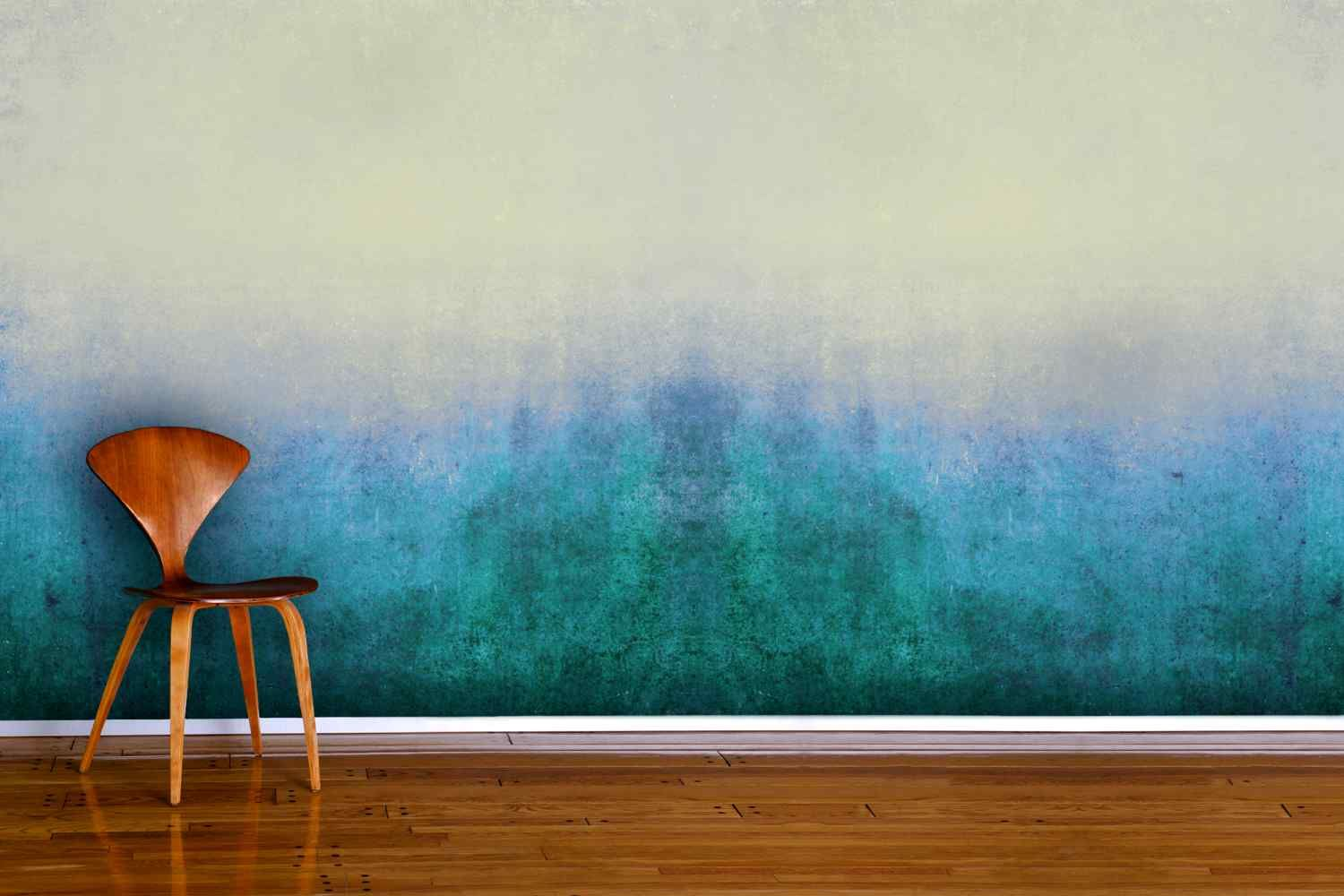 Ombre Sponge Painting Ideas Faux Painting Walls Wall Painting