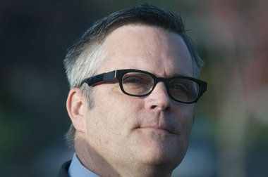 Portland openly gay mayor