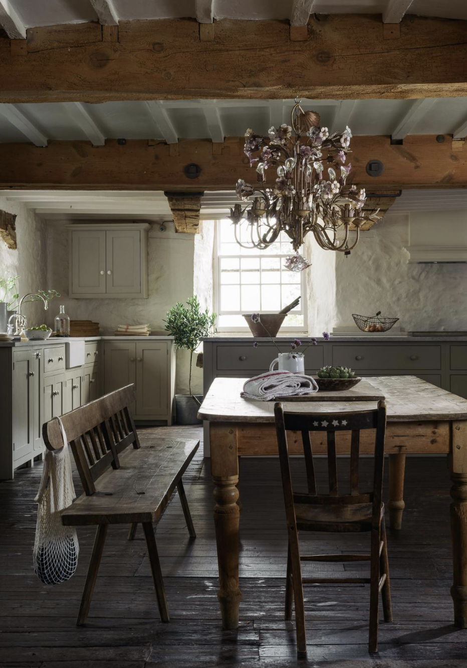 A country kitchen isnt complete without antique and reclaimed finds which will instantly add character to the space and give it that livedin feel that so many of us crave...