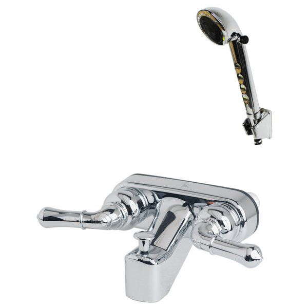 RV/Motorhome Replacement Non-Metallic Tub Shower Faucet Valve ...