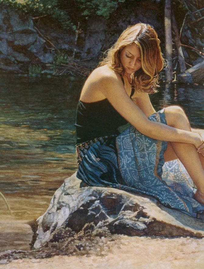 Steve Hanks (1949-2015, USA)