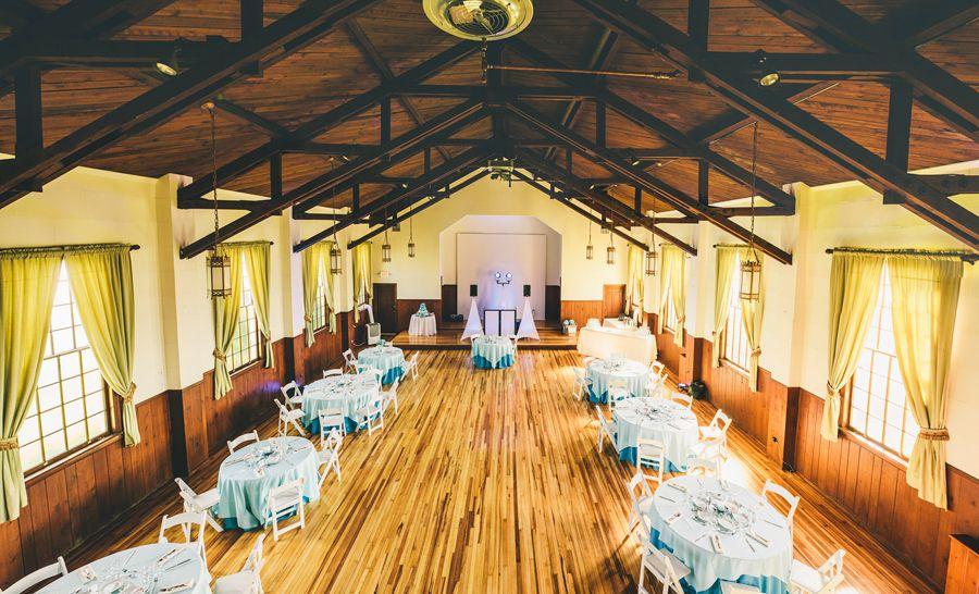 Sandy Hook Chapel Wedding