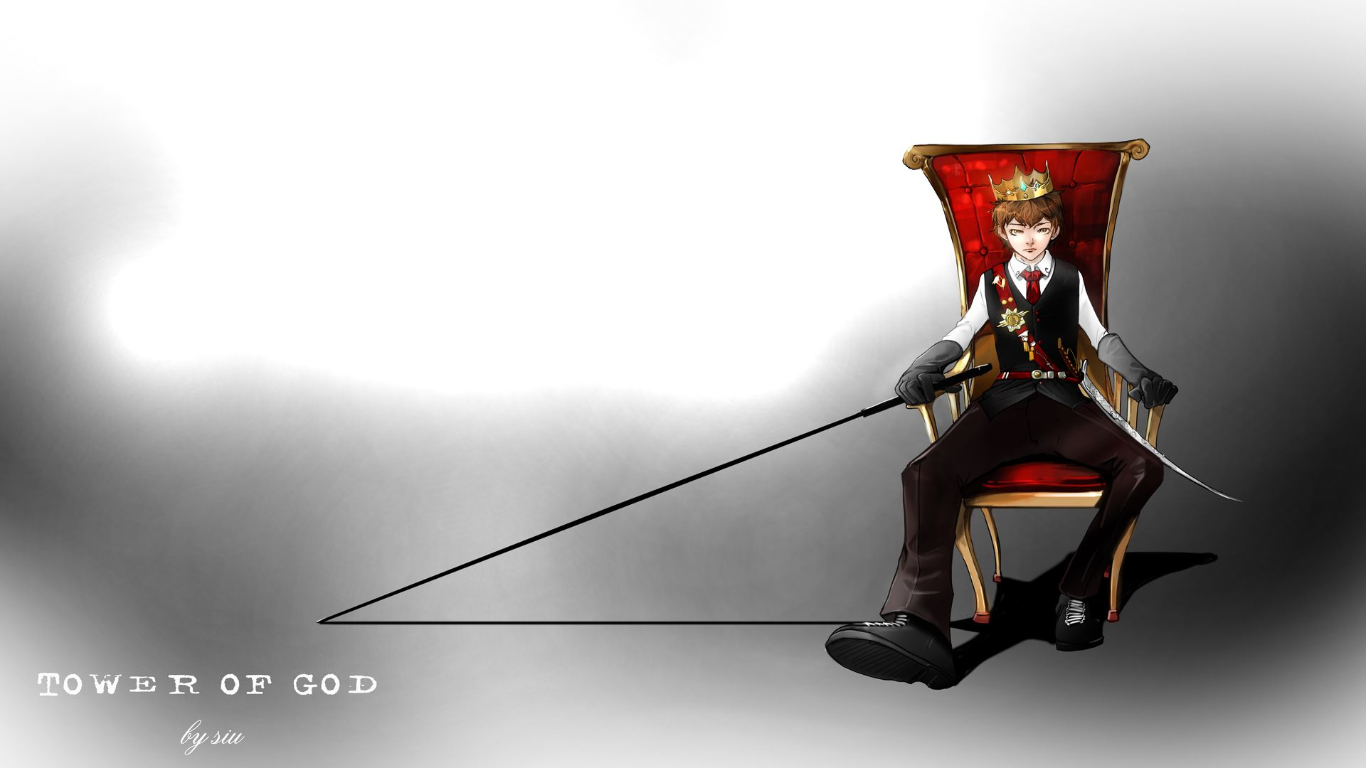 Tower Of God 1920x1080 R Animewallpaper Metal Posters Tower Poster Prints