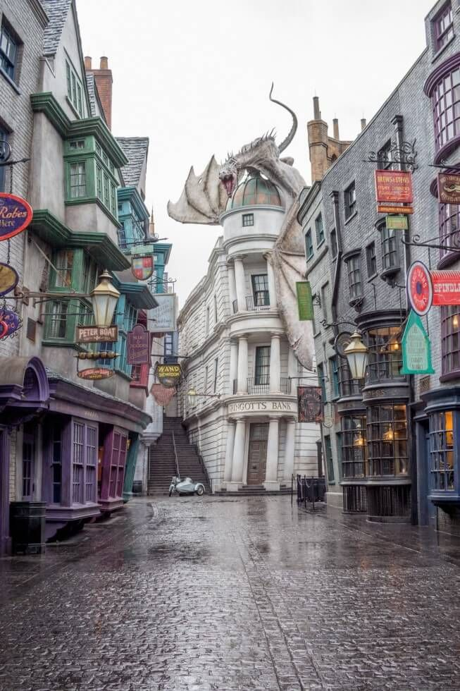 What To See At Harry Potter World Diagon Alley Universal