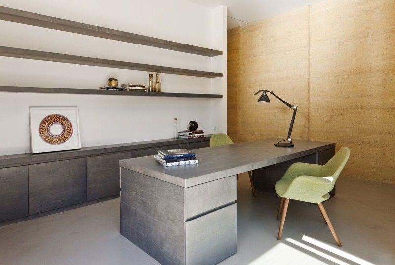 Thuiskantoor Uitbouw Tuin : Merricks house by robson rak architects pinterest