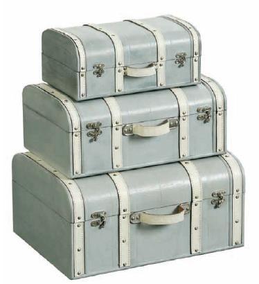 Vintage Samsonite Blue Marble Suitcase And Train Case Rare Travel ...