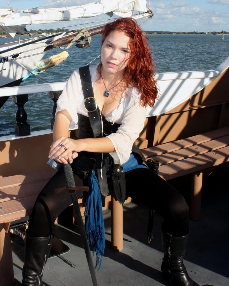 Enjoy A Fun Pirate Pub Tour In St Augustine FL- Learn Pirate History While  Sipping