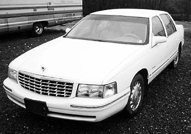 Cadillac 1999 DeVille