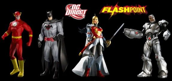 flashpoint paradox action figures - Google Search
