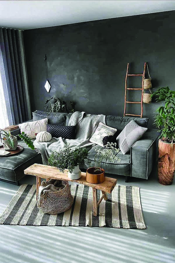 Ways to Use Living Region Furnishings for Storage Space images
