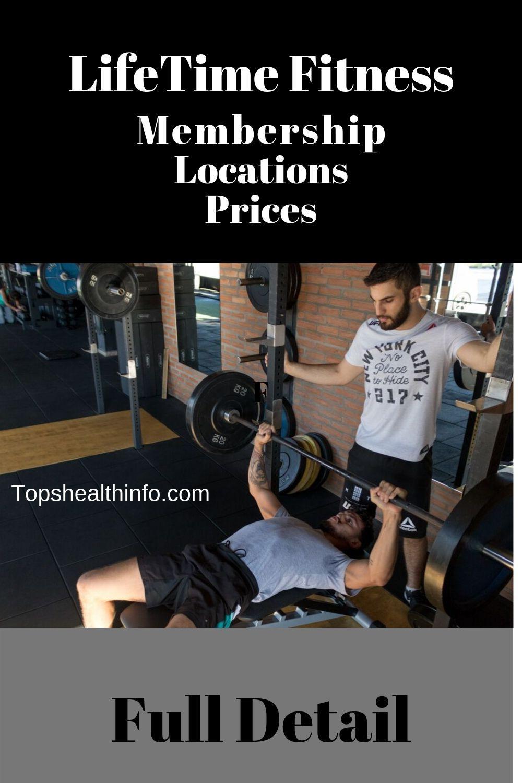 Lifetime Fitness Membership Prices Locations | Lifetime ...