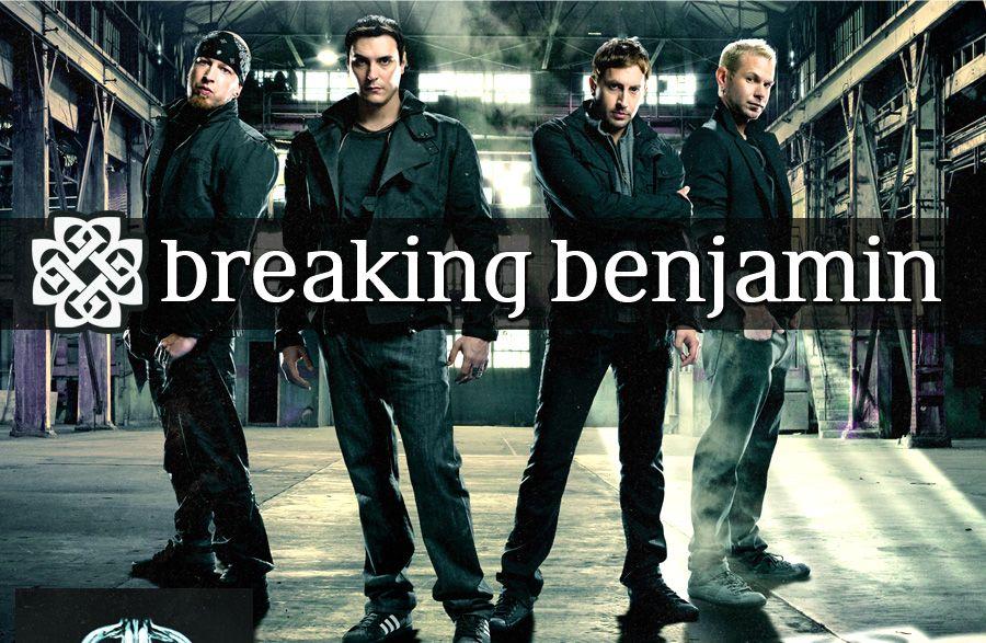 Resultado de imagen de Breaking Benjamin