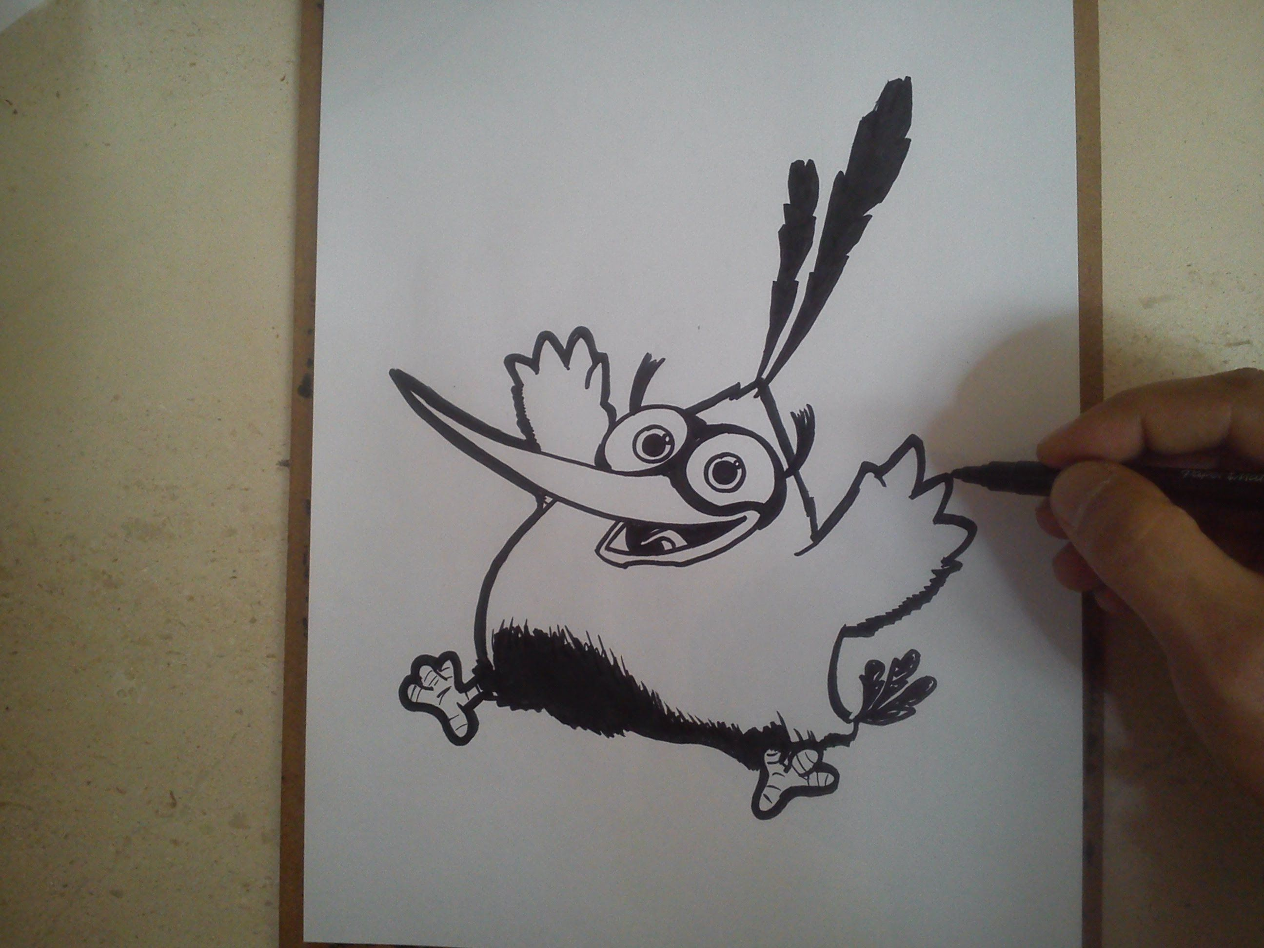 Famoso Páginas De Guerras De Aves Enojadas Para Colorear Colección ...