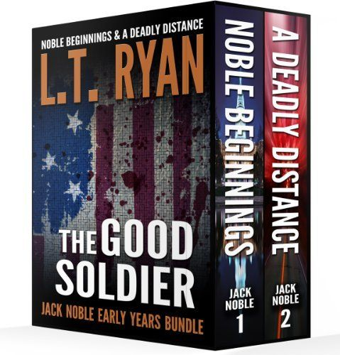 Right now The Good Soldier by L.T. Ryan is Free!