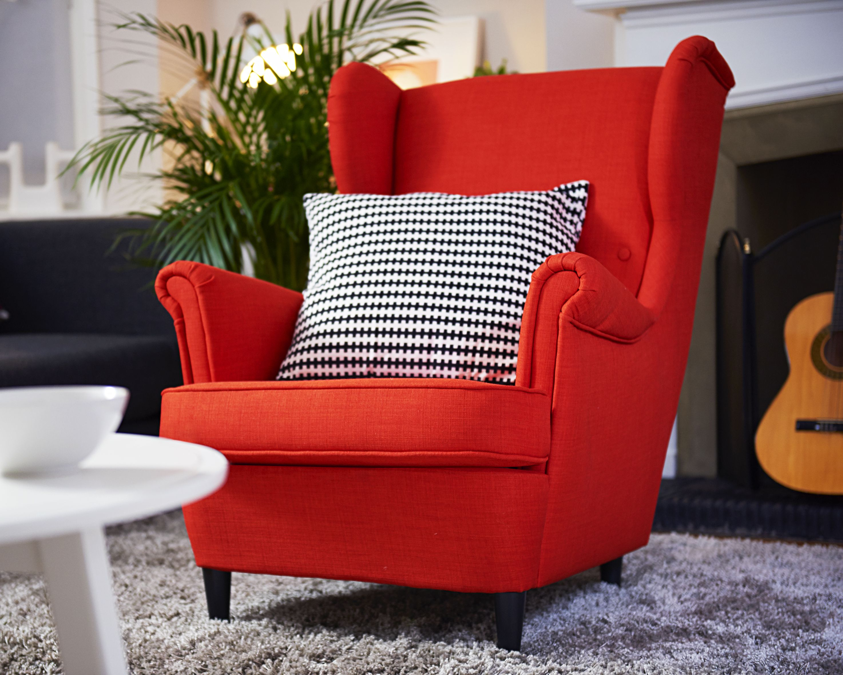 Rooms: We All Have Our Favourite Chair. The One We Can Sink Into