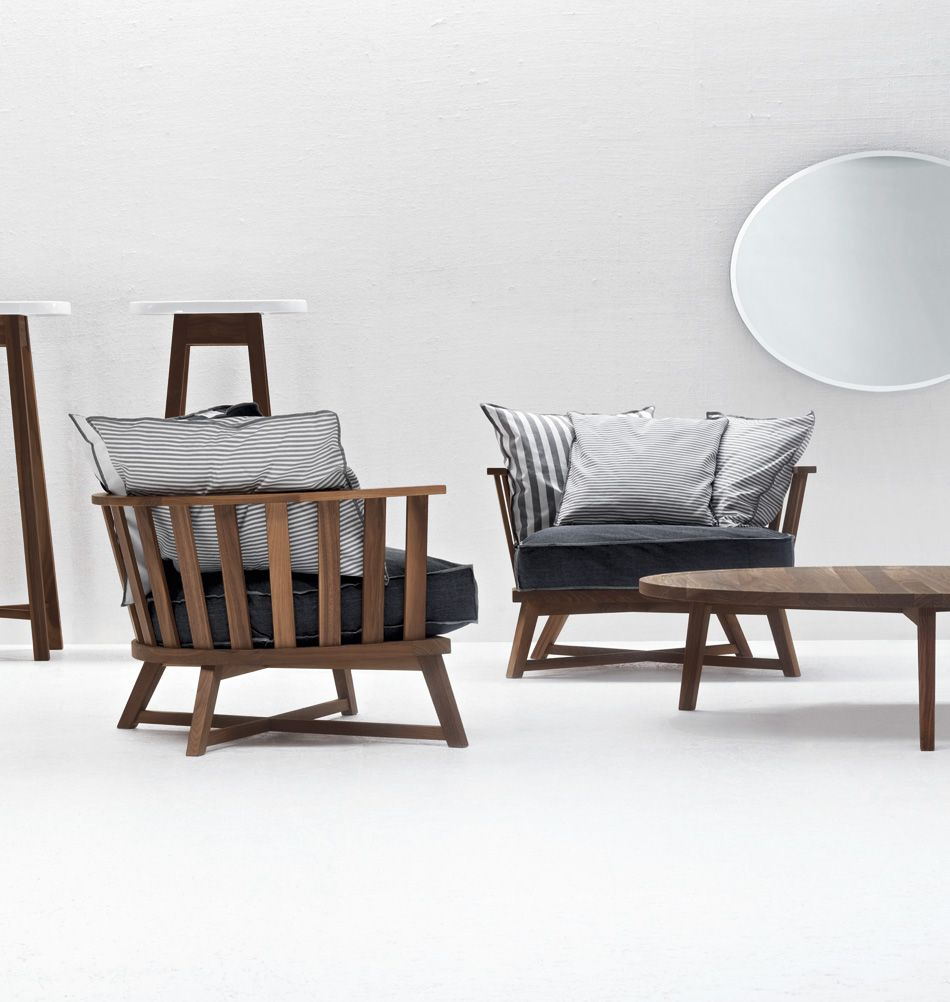 Luxuri Ser Holzsessel Gervasoni Sessel Design Www