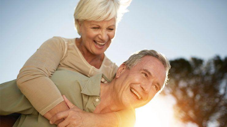 Keys to dating an older man