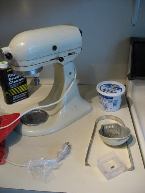 Artisan Bread Baking Cleaning Kitchen Aid