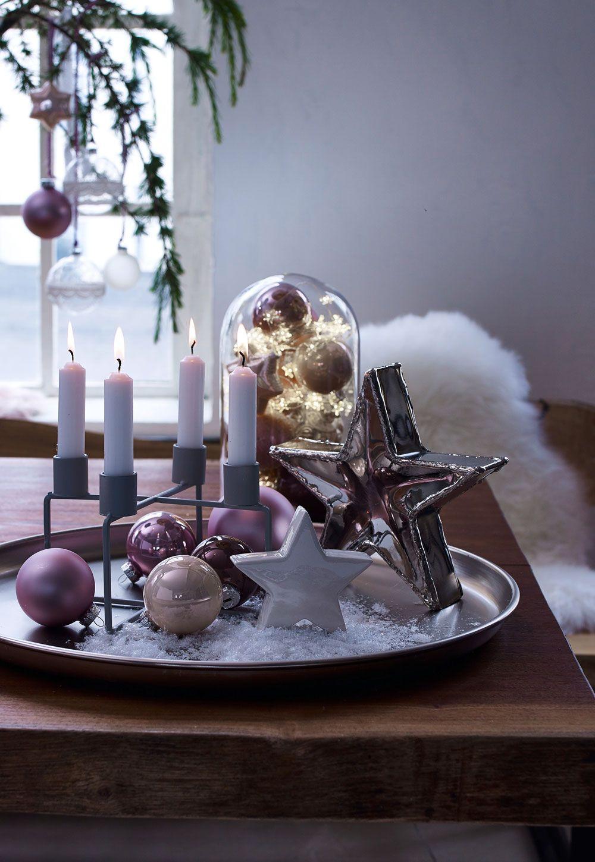 die neuesten dekotrends f r die festtage bild depot weihnachten pinterest geschm ckter. Black Bedroom Furniture Sets. Home Design Ideas
