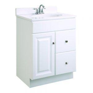 24 X 18 Bathroom Vanity Cabinet
