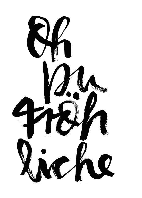 Text Oh Du Fröhliche