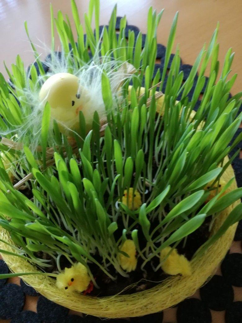 Pääsiäispöytään