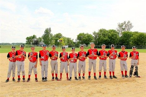 Team WIN 6-7-15 games John Hellie Tournament Champs  2015 tournament 13 u AAA Qualified for state won 11am & their 2pm game #jlphotographyc  #pierzpioneers (c) JL Photography c 2015 #pierz  #baseball #champions #tournament