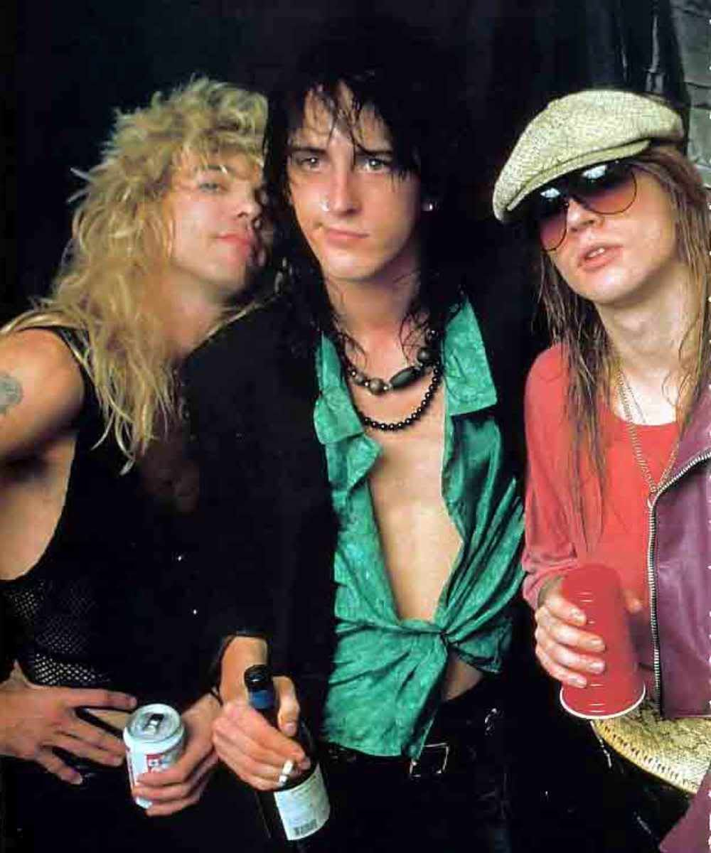 Steven Adler, Izzy Stradlin, Axl Rose | Guns n Roses ...
