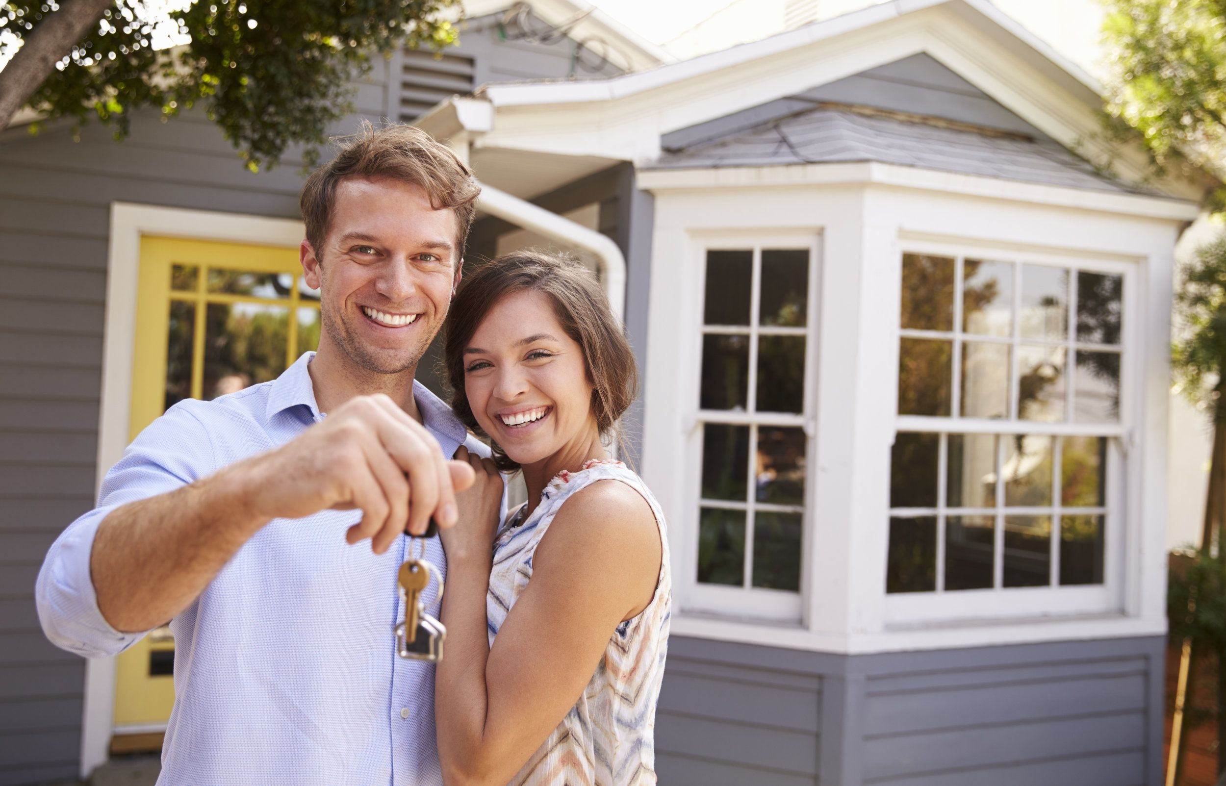 The incredible joy of owning your home first time home