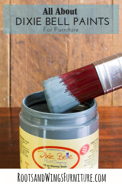 Dixie Belle Paint Review  Finding the Best paint for Furniture is part of Dixie belle paint, Furniture painting techniques, Painting furniture diy, Paint furniture, Chalk paint furniture, Furniture painting tips - A review of Dixie Belle Paint by Jenni of Roots and Wings Furniture  We're talking application, prep, consistency, coverage and durability!