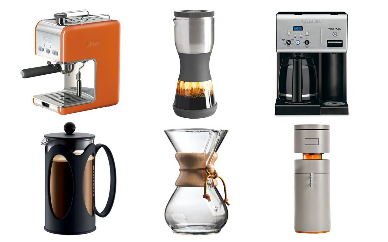 6 Best Coffee Makers For Aspiring At Home Baristas Best Coffee Maker Coffee Maker Coffee Maker With Grinder High end coffee makers for home