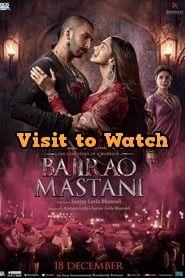 Bajirao Mastani Online Stream