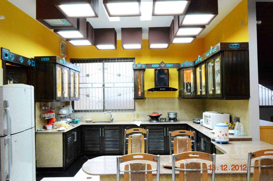 Pakistani Home Design Kitchen Design Open Kitchen Small Home