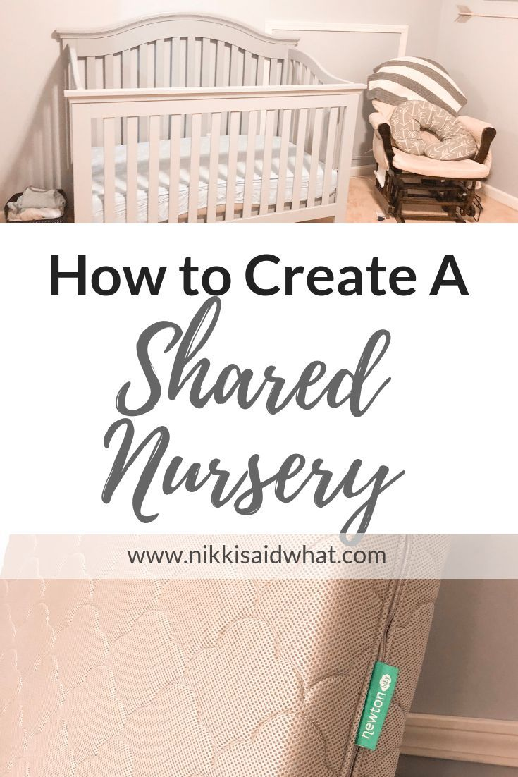 How to Create A Simple Shared Bedroom images